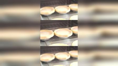 【马二丫】蛋挞皮制作展示