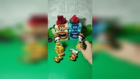 小猪佩奇玩具:白雪发现了金元宝