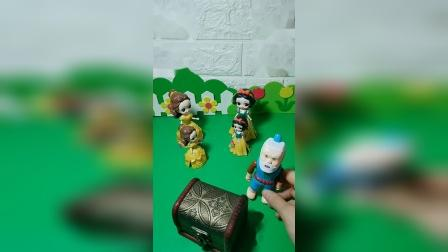 小猪佩奇玩具:这个箱子里面装着什么传家宝