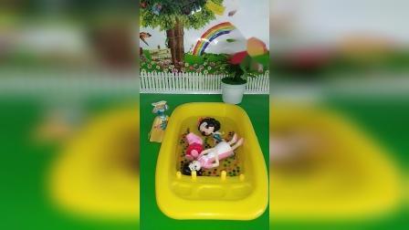 小猪佩奇玩具:小头爸爸你想干什么?