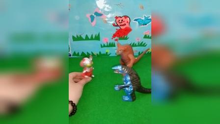小猪佩奇玩具:乔治家人的钥匙都打开了锁,乔治却打不开