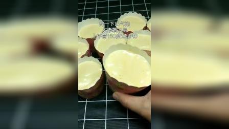 纸杯蛋糕,零失败全蛋打发时间比较长,15分钟以上哦