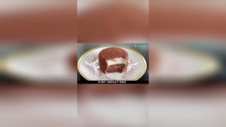 美味的迷你巧克力双层芝士蛋糕,你想品尝吗?