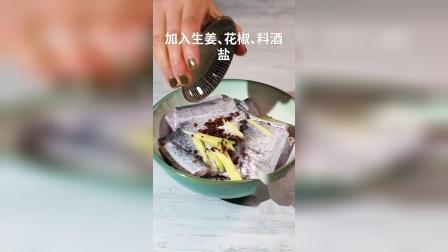 年夜饭菜谱红烧带鱼经典家常菜,学会这种做法,厨房小白秒变大厨