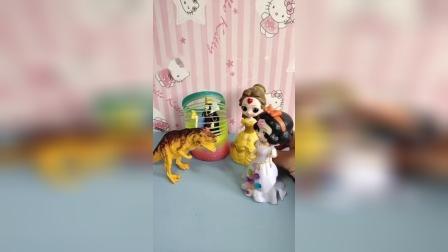 少儿益智玩具:大头为什么抓王后?
