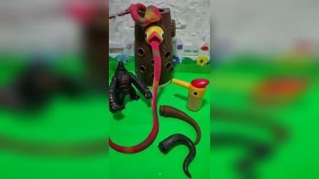少儿益智玩具:吃虫虫了啦