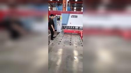 精品二手亚威数控剪板机试机中~接受预定!廊坊静德