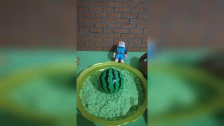 少儿益智玩具:猪八戒吃西瓜
