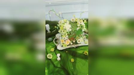 吉安方形裱花蛋糕制作_赣州熳奇烘焙学校