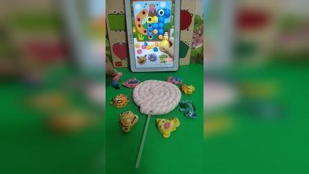 棉花糖#玩具小视频