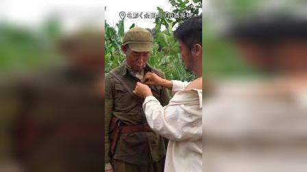 《金刚川》吴京张译拍摄现场趣味视频