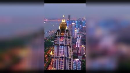 五一假期~武汉夜景