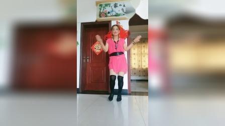 阿姨的舞(你像三月桃花开)_超清_1
