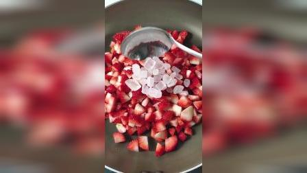 宝宝爱吃的草莓果酱做法