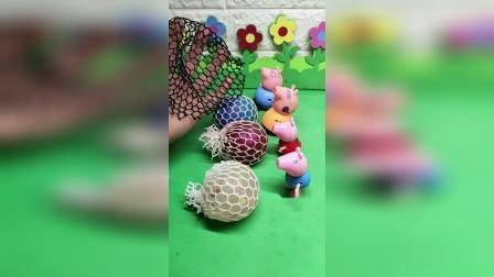 少儿益智玩具:猪爸爸也要发泄球
