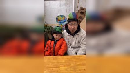 童年趣事:爸爸和宝贝的帽子究竟是什么