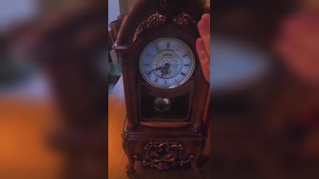 丽盛石英座钟 报时器调教过程