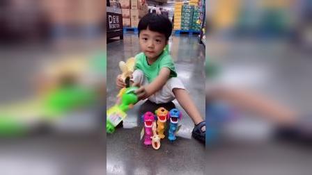 少儿:凯凯的玩具小狗会叫
