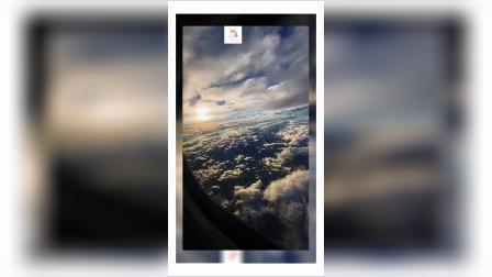 为什么云彩是双层的?