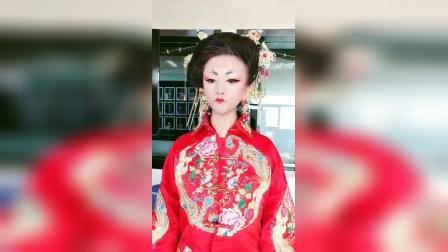 美旗学院#兰州化妆学校哪家好#化妆彩妆新娘妆#