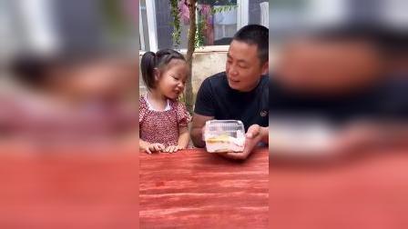 趣味童年:你的蛋糕可以让我吃一口吗
