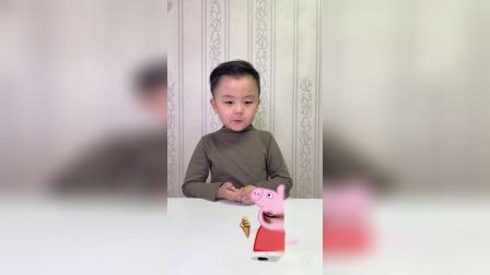 趣味童年:小宝贝要吃雪糕,给我跳支舞就给你