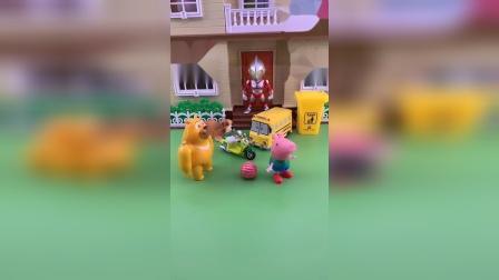 玩具:你不跟我一起分享,我也不跟你分享。