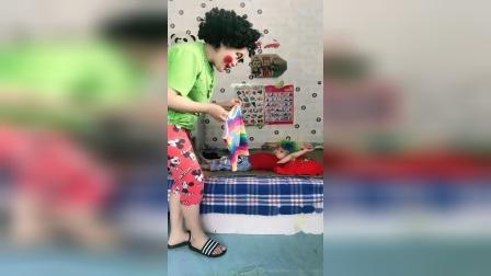 趣味童年:小宝贝不愿意做,妈妈要换种方式去对待