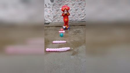 童年趣事:我踩我踩踩踩踩