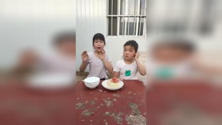 趣味童年:方便面没有,是谁偷吃了
