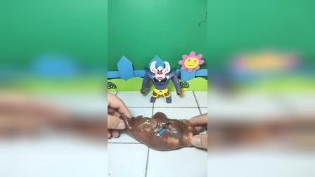 儿童益智玩具:葫芦娃来救爷爷了