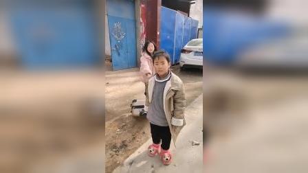 少儿益智:妹妹这是要离家出走吗