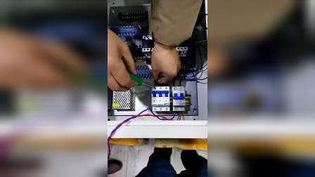 电工培训课程:自锁电路接法