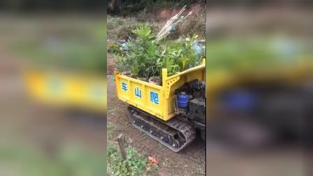 山区农业运输设备