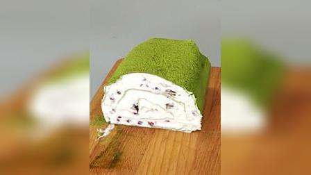 毛巾卷蛋糕-有字幕