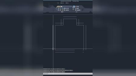 3CAD画墙和窗