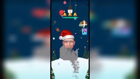 小游戏:这个圣诞老爷爷是在干什么啊