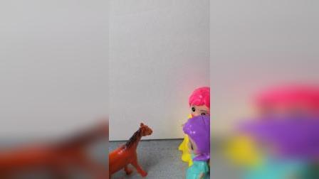 儿童玩具,小马儿梦想成为大明星