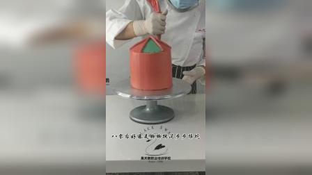 黑天鹅职业培训学校#免费学技术#蛋糕西点烘焙裱花咖啡奶茶西餐面点早餐061