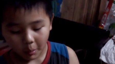6岁 康辉自己编的一个笑话 仔细想想 真的笑死个人了(哥不是传说 不要迷恋哥)