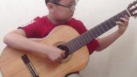 徐州吉他徐州八零年代吉他学员演奏古典吉他《梦中的婚礼》