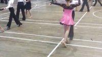 马鞍山第六届国标舞公开赛8岁以下伦巴 马鞍山龙影舞蹈艺术培训机构代表队