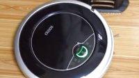 Cicoos智能扫地机器人自动找充电站!
