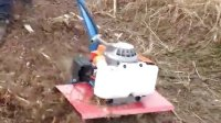 新型锄草机 小型微耕除草机