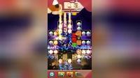 iOS《Toon Blast》游戏关卡:第338关(共2,900关)
