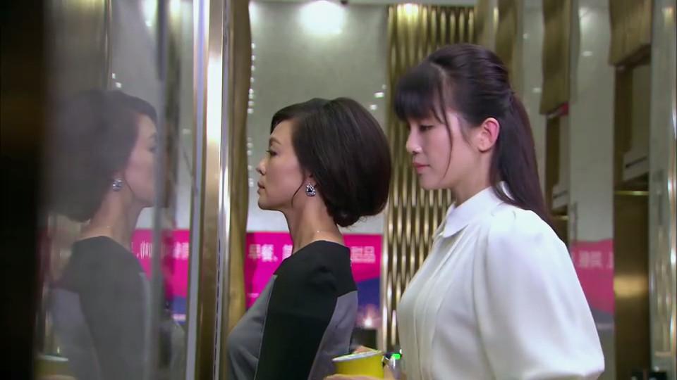 因为爱情有奇迹:琪媛偶遇总裁母亲,谁料竟洒了她一身咖啡!